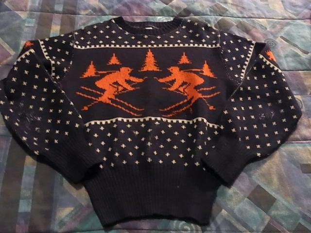100%virgin wool セーターなど_c0144020_1110726.jpg