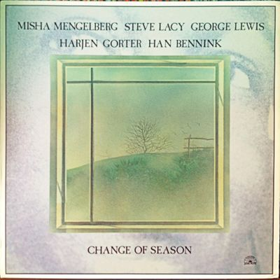 MISHA MENGELBERG / CHANGE OF SEASON (SN1104)_d0102724_11312967.jpg