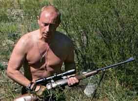プーチンさんがマッチョな理由  / チョッとビックリっ!_b0003330_1104465.jpg