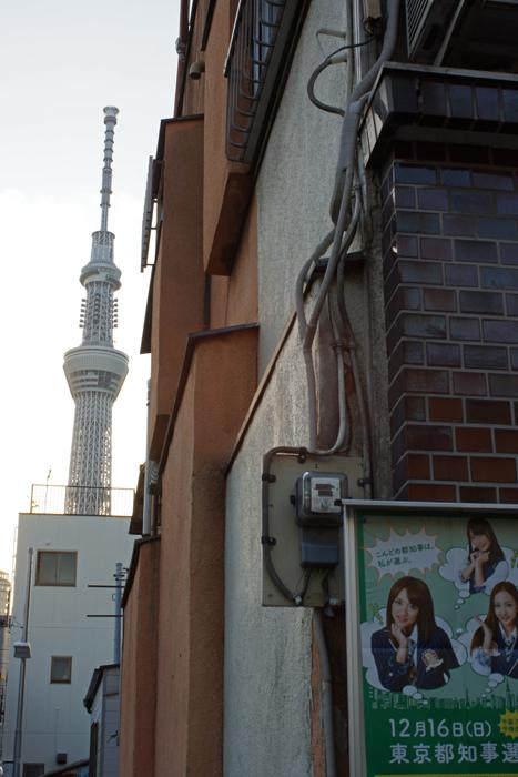 【NEX-7】 標準レンズの選択  スカイツリー・押上〜京島 実写編_c0035245_202756.jpg