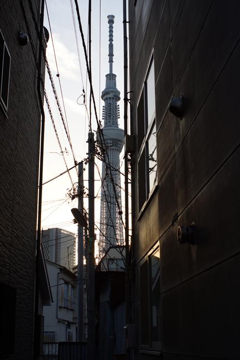【NEX-7】 標準レンズの選択  スカイツリー・押上〜京島 実写編_c0035245_244266.jpg