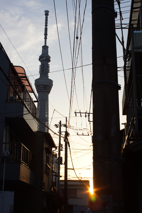 【NEX-7】 標準レンズの選択  スカイツリー・押上〜京島 実写編_c0035245_284579.jpg