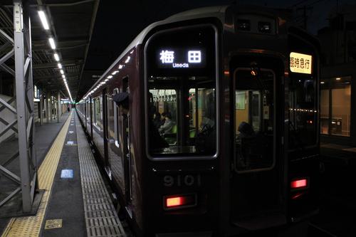 阪急9001F 臨時急行_d0202264_18213196.jpg
