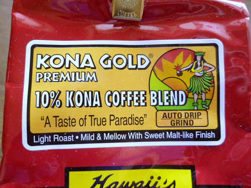 LION COFFEE KONA GOLD PREMIUM COFFEE 10% KONA COFFEE BLEND_c0152767_2224728.jpg