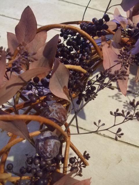オークリーフ花の教室(瀬谷さんと光田さんの作品)_f0049672_16284180.jpg