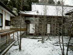 初雪 到来 _a0274383_918182.jpg