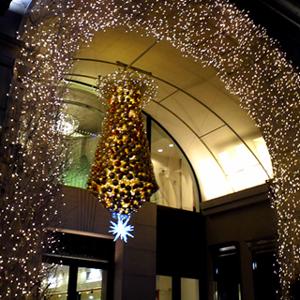 今年の表参道のクリスマスイルミネーション_a0275527_22512764.jpg