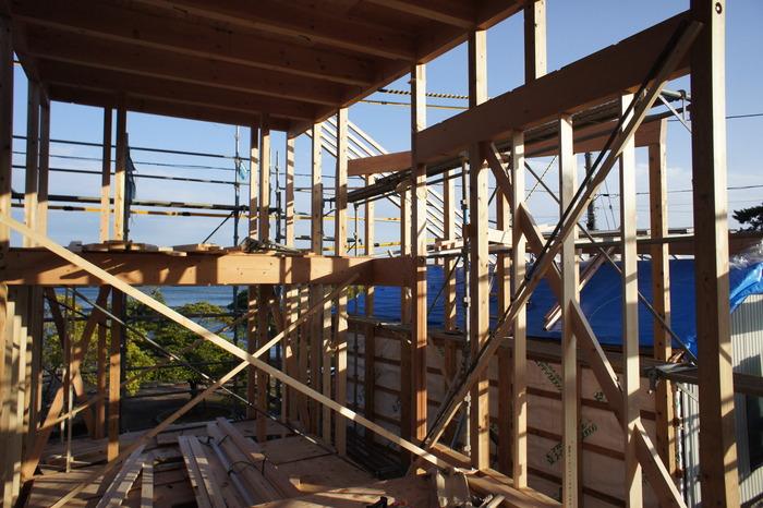 2つの棟に屋根をかける_e0189939_135488.jpg