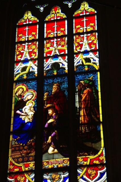 ルクセンブルクの旅 (4) ノートルダム大聖堂_c0011649_22202267.jpg
