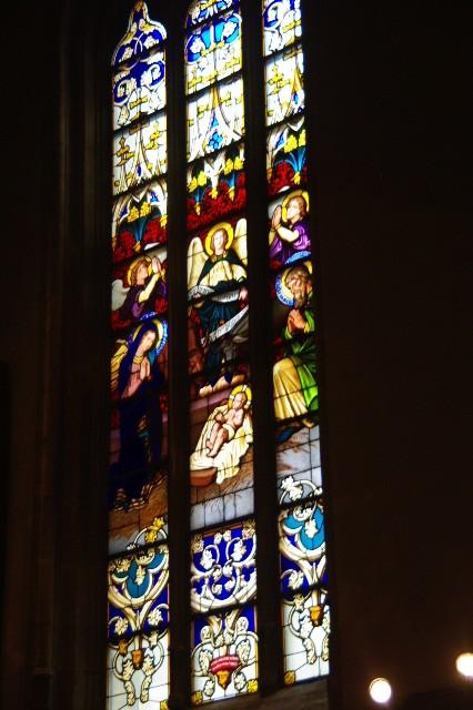 ルクセンブルクの旅 (4) ノートルダム大聖堂_c0011649_22204651.jpg
