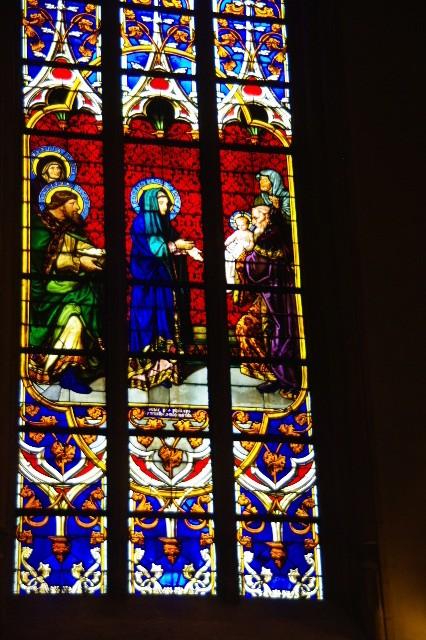 ルクセンブルクの旅 (4) ノートルダム大聖堂_c0011649_2221212.jpg