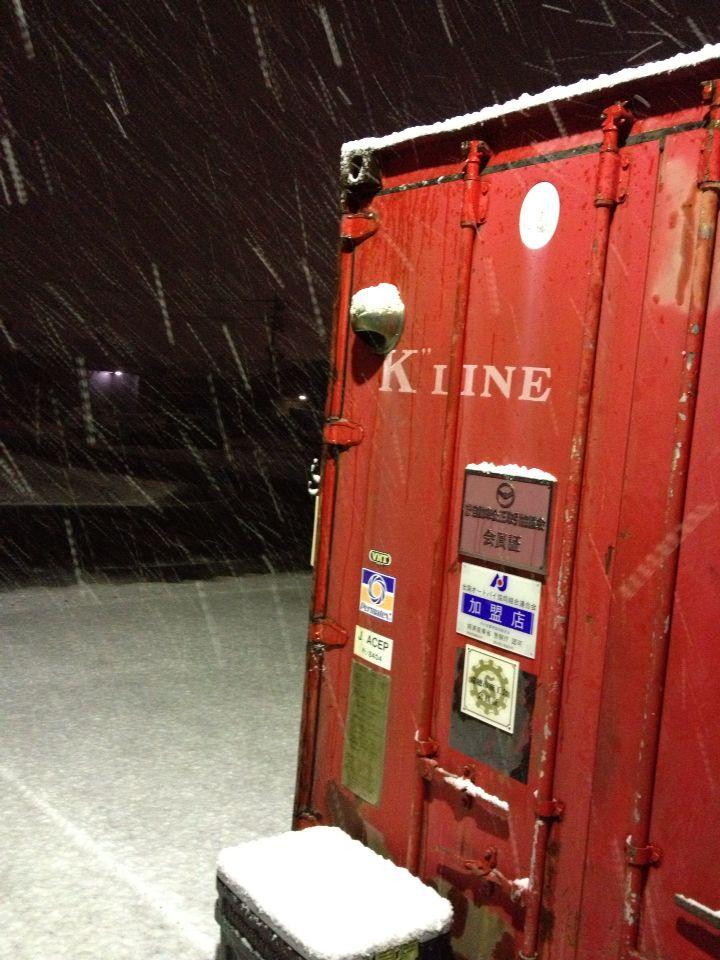 雪が降りましたね〜_c0133351_18262643.jpg