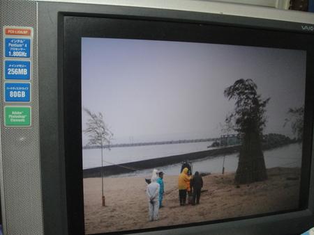 とんどの歴史…うみべの森を育てる会 in せんなん里海公園まつり _c0108460_224941100.jpg