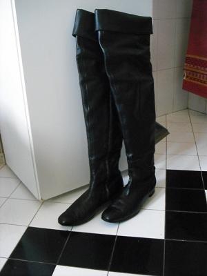 冬支度~ブーツお直しした!_a0172661_23473244.jpg