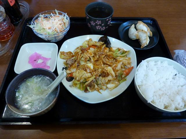 台湾料理 尚品(しょうひん)  北区浮田_c0118393_18251757.jpg