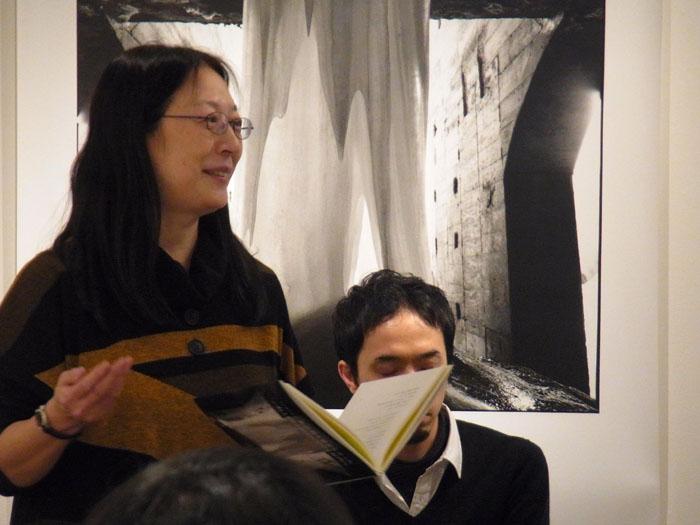 「萩原義弘とヤリタミサコ:写真と詩」第3回イヴェント_e0184298_1711547.jpg