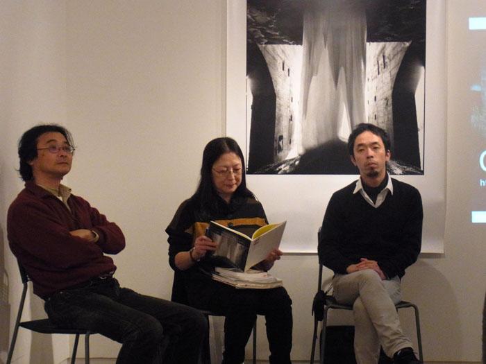 「萩原義弘とヤリタミサコ:写真と詩」第3回イヴェント_e0184298_1893826.jpg