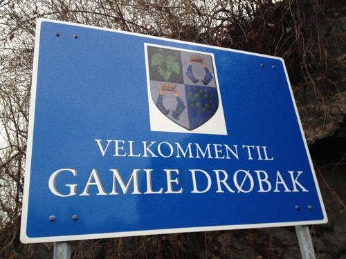 ノルウェーのサンタ村 Drøbak_a0229904_4271345.jpg