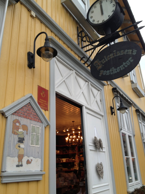 ノルウェーのサンタ村 Drøbak_a0229904_428021.jpg
