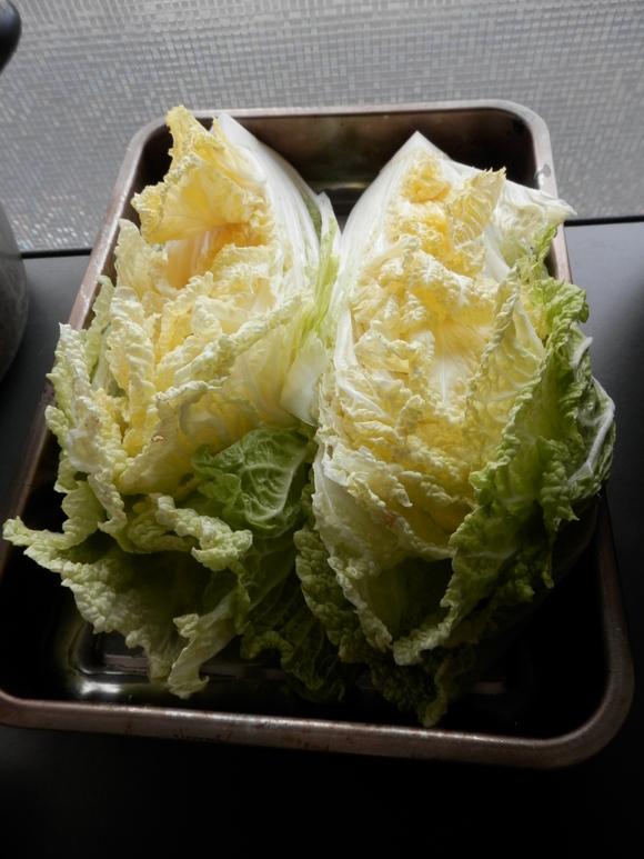 自然農「柚子シャーベット」と「お歳暮」作り☆_a0125419_18465459.jpg