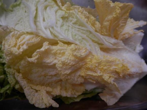 自然農「柚子シャーベット」と「お歳暮」作り☆_a0125419_1849295.jpg
