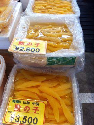 市場でお正月食材のお買い物_c0141025_20154147.jpg