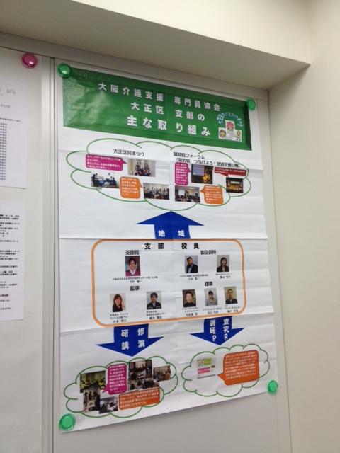 平成24年度大阪介護支援専門員協会 支部長会_f0238029_10363096.jpg
