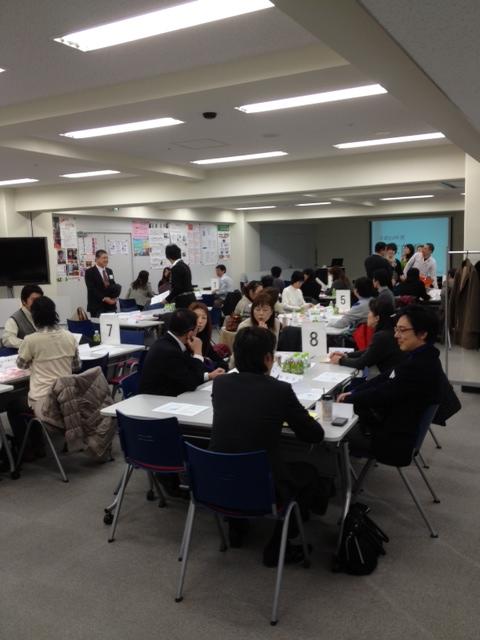 平成24年度大阪介護支援専門員協会 支部長会_f0238029_10391287.jpg