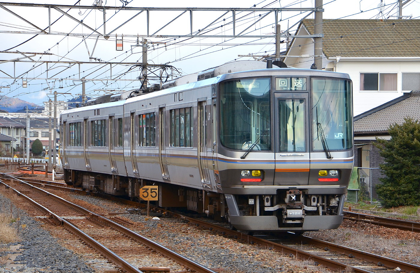 広島223系本線試運転_a0251146_19524829.jpg