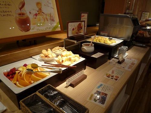 ホテルピエナ神戸の朝食はディナーのように豪華