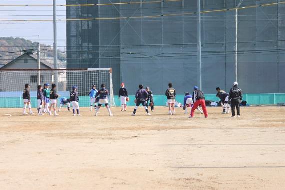 中学生 岡山選抜 午前編_b0249247_21192417.jpg