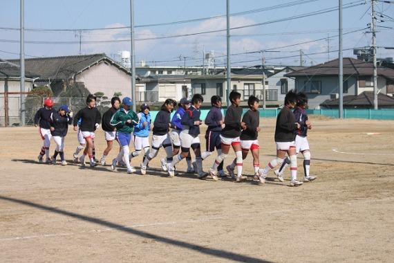中学生 岡山選抜 午前編_b0249247_21263363.jpg