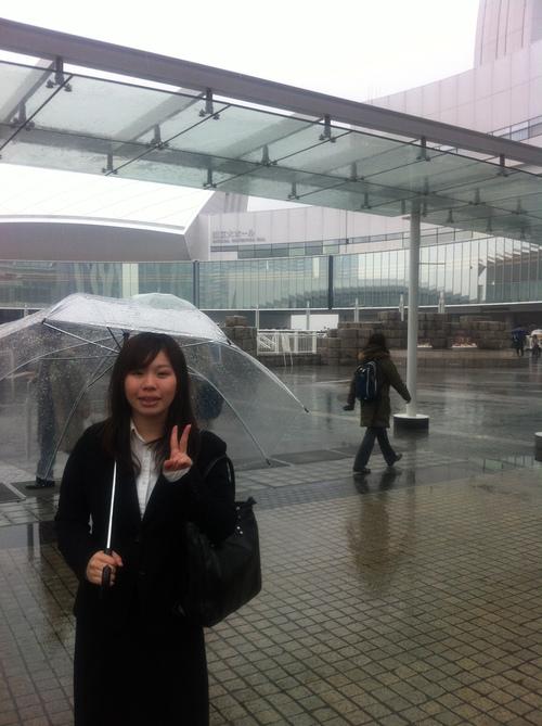 卒業式と・・・横浜へ 中華粥 食べに行くぞ~_c0261447_2365165.jpg