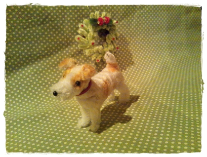 ジャックラッセルテリア Jack Russell terrier smooth-coated_a0205848_21294613.jpg