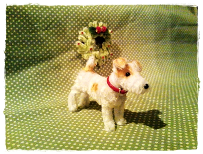 ジャックラッセルテリア Jack Russell terrier smooth-coated_a0205848_21295317.jpg