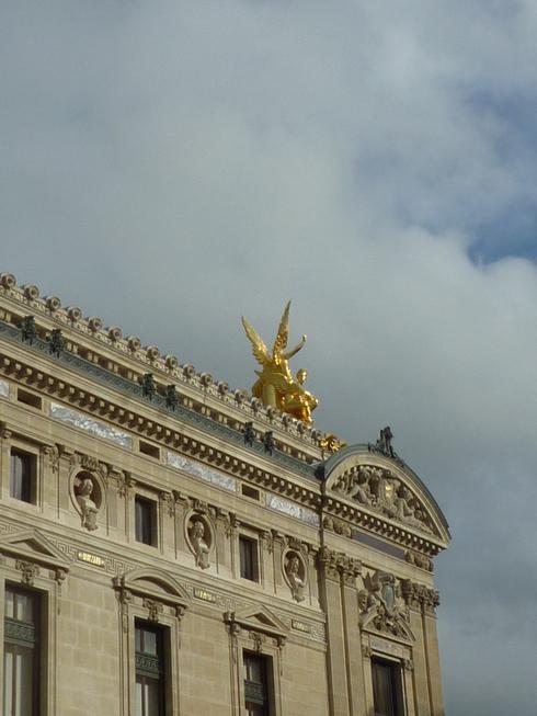 煌きのParis パリ・オペラ座 l\'Opéra Paris Opera Ballet Casse-Noisette@ガルニエ宮 Palais Garnier †_a0053662_23193779.jpg