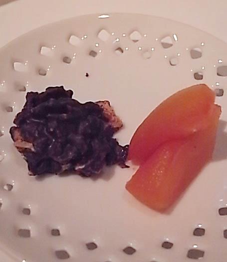 祝・星獲得!イタリアン「Restaurant L\'asse (ラッセ)」 @目黒_b0051666_1124313.jpg