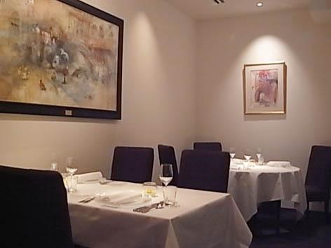祝・星獲得!イタリアン「Restaurant L\'asse (ラッセ)」 @目黒_b0051666_162795.jpg