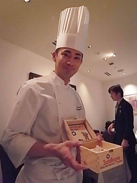 祝・星獲得!イタリアン「Restaurant L\'asse (ラッセ)」 @目黒_b0051666_192912.jpg