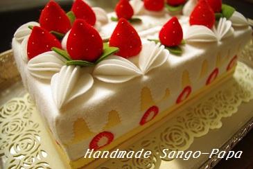 このケーキ食べられません!_b0187479_152418100.jpg