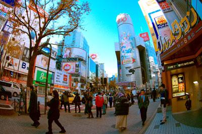 12月10日(月)の渋谷109前交差点_b0056983_15453995.jpg