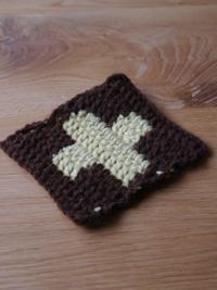 毛糸のコースター_b0142989_175276.jpg