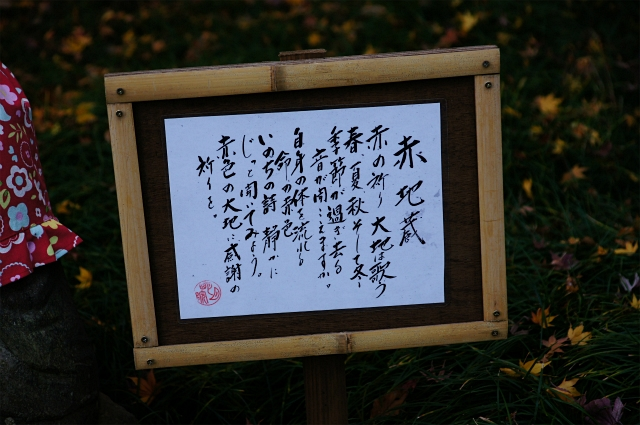 鎌倉 明月院の紅葉が見頃でした_b0145398_036322.jpg