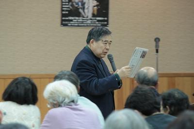 小泉武夫先生公演会『豆の力』_d0063218_1441297.jpg