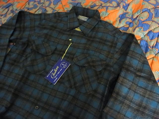 アメリカ仕入れ情報#49 デッドストック ペンドルトン シャツ!_c0144020_12242115.jpg