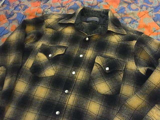 アメリカ仕入れ情報#50 オンブレー ペンデルトンシャツ!_c0144020_12333832.jpg