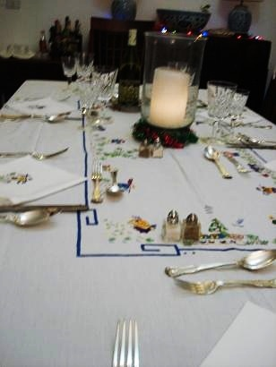 christmas*テーブルコーディネート_d0269832_857457.jpg