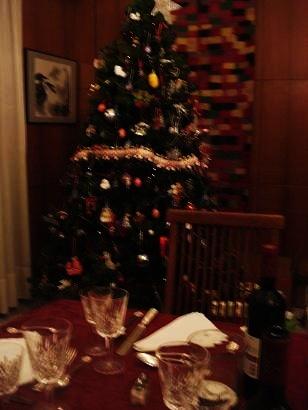 christmas*テーブルコーディネート_d0269832_993436.jpg