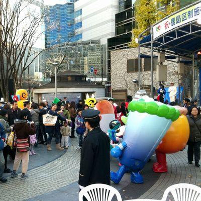 MOTTAINAIフリーマーケット開催報告@池袋西口公園_e0105047_16491065.jpg