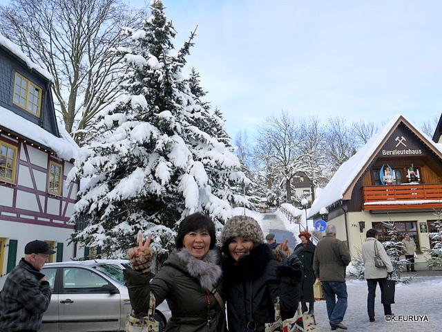 ベルリン その1 到着の夜 クリスマスマーケットへ♪_a0092659_2310614.jpg